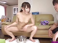 Top porn play along sweet schoolgirl Ai