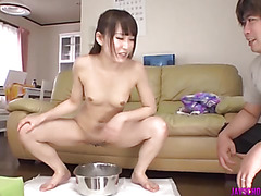 Top porn play along sweet schoolgirl Ai