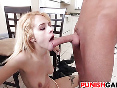 Teen Lilli Dixon learning respect the hard way