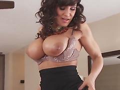 Lucky Guy Fucks Amazing Teen And Hot MILF Lisa Ann