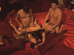 Amazing Swinger Party With Horny Sluts