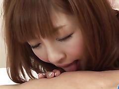 Creamy porn show with small tits Kotone Aisaki