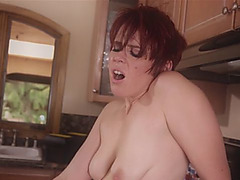 GirlsRAW The Plumber Elsa Jean Service Lily Cade wants