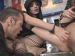 Threesome Action With Two Amazing Babes