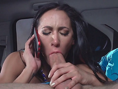 Amia invites Erik Everhard into her wet pussy