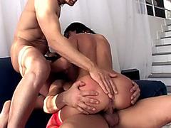 Wild Euro sluts loves sucking hard dicks after getting assfucked