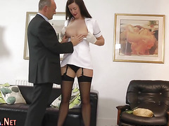 British nurse fingered