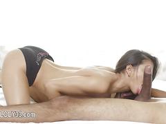 beauty with perkyer body enjoy sex times