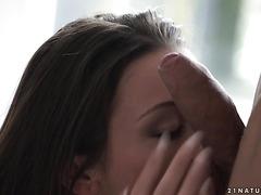 Julie Skyhigh enjoys sensual anal sex