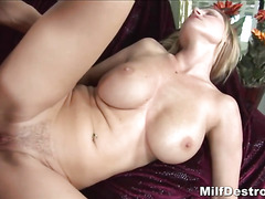 MATURE and her stud benefit from the temperature