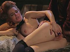 Gorgeous MILF Fucked In Ass In Great Parody Sex Scene