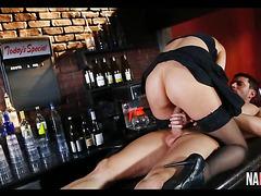 Nice Big Tits Babe Fucked Long Cock Katie Kox
