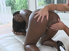 Camille Amore show some oral and cock riding sperkys