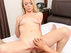 Teenage Pussy Fucked Hard by Her Best Friends Dad