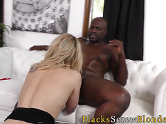 Jizz mouthed ho black rod