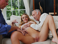 Slutty Molly Mae awesome group fuck experience