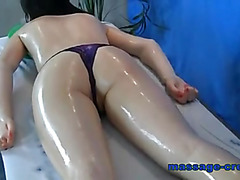 Anal sex massage with beautiful