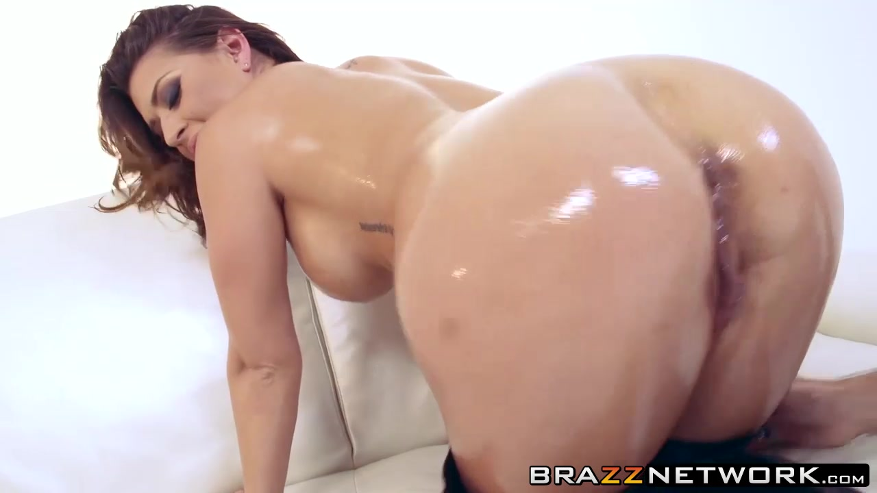 Stunning big titted slut