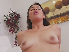 Shy stepsister Kat Arina banged hard in POV by a stepbrother
