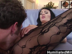 HumiliatedMilfs  Real Rough Fucking Between Victoria Sin  James Deen