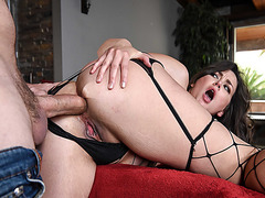 Preston Parker anal doggystyle fuck Allie Haze