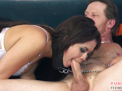 Cheating wife gets a hardcore fuck