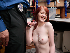 Luscious babe Krystal Orchid takes on a big dick