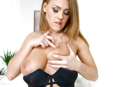 Solo masturbation gonzo style by Viola Baileys on Give Me Pink