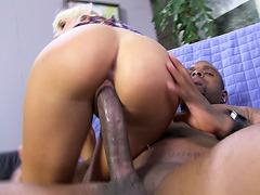 Erica Fontes Picked Up And Fucked By BBC