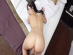 Rebecca Volpettis sweet pussy fuck doggystyle