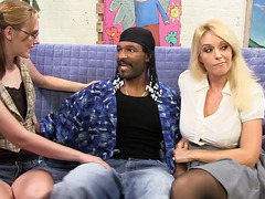 Charlee Chase Tries BBC With Her Daughter Samantha Faye