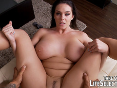 Alison Tyler - Big Boobs in Action