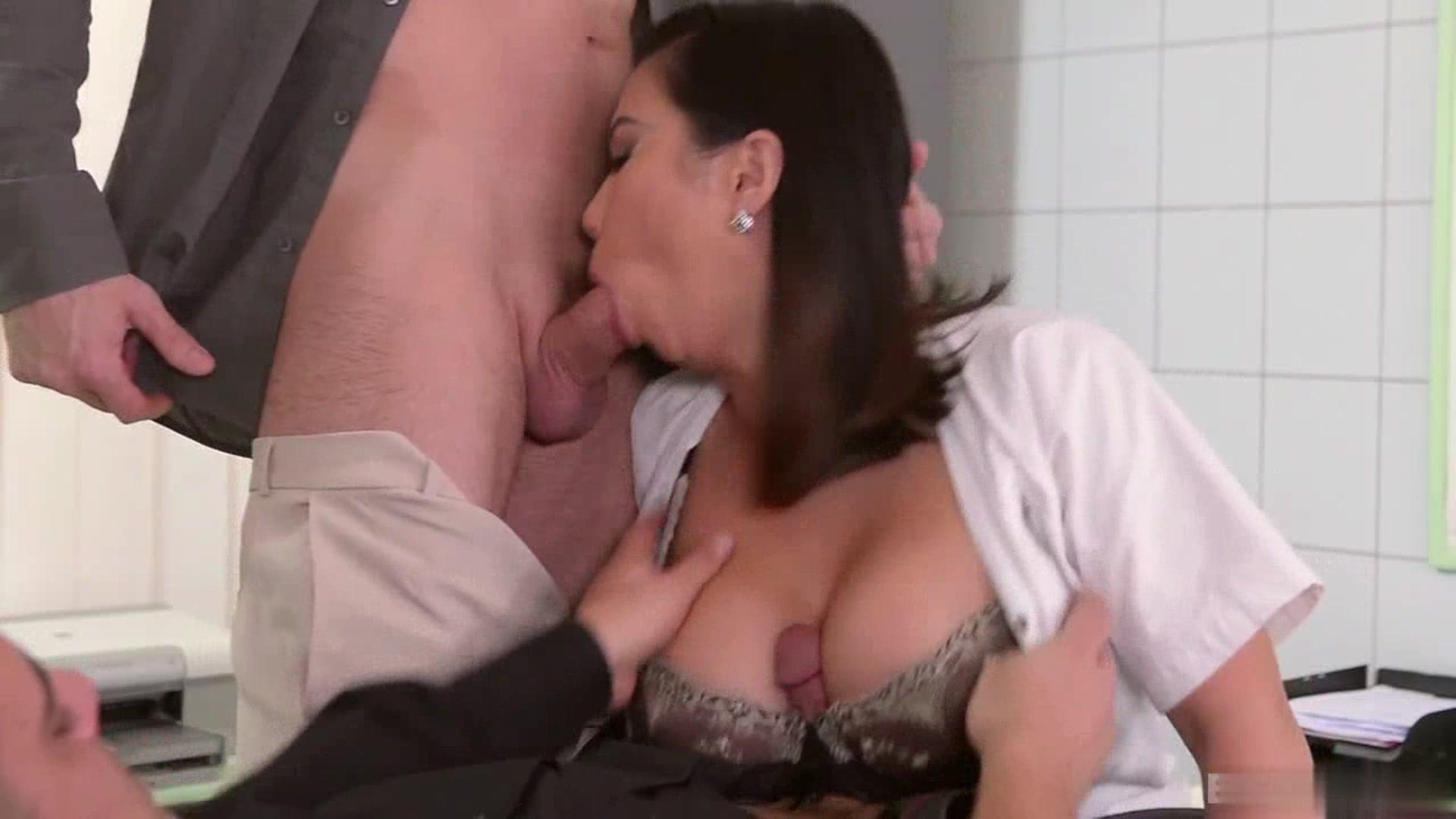 Dicks sucking two Kinky whore