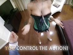 Romi Rain -  Blowjob Surprise