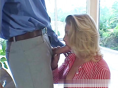 Test For Big Tits Maid MILF