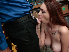 Avery paid the underwear in fucking and sucking way