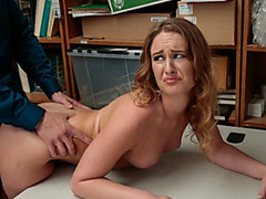 Strip Searching Daisy Stone Led To Her Getting Fucked