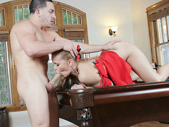 Sloan Harper Wants To Get Pregnant ASAP So No Rubbers For Her Guy