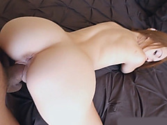Kimberly Brinx fucked in her sweet pussy by huge dick