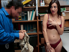 Shoplifting with Jade Hunter Got Her Into Trouble