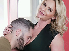 MILF Phoenix Marie and the Stepson Who Is In The Army