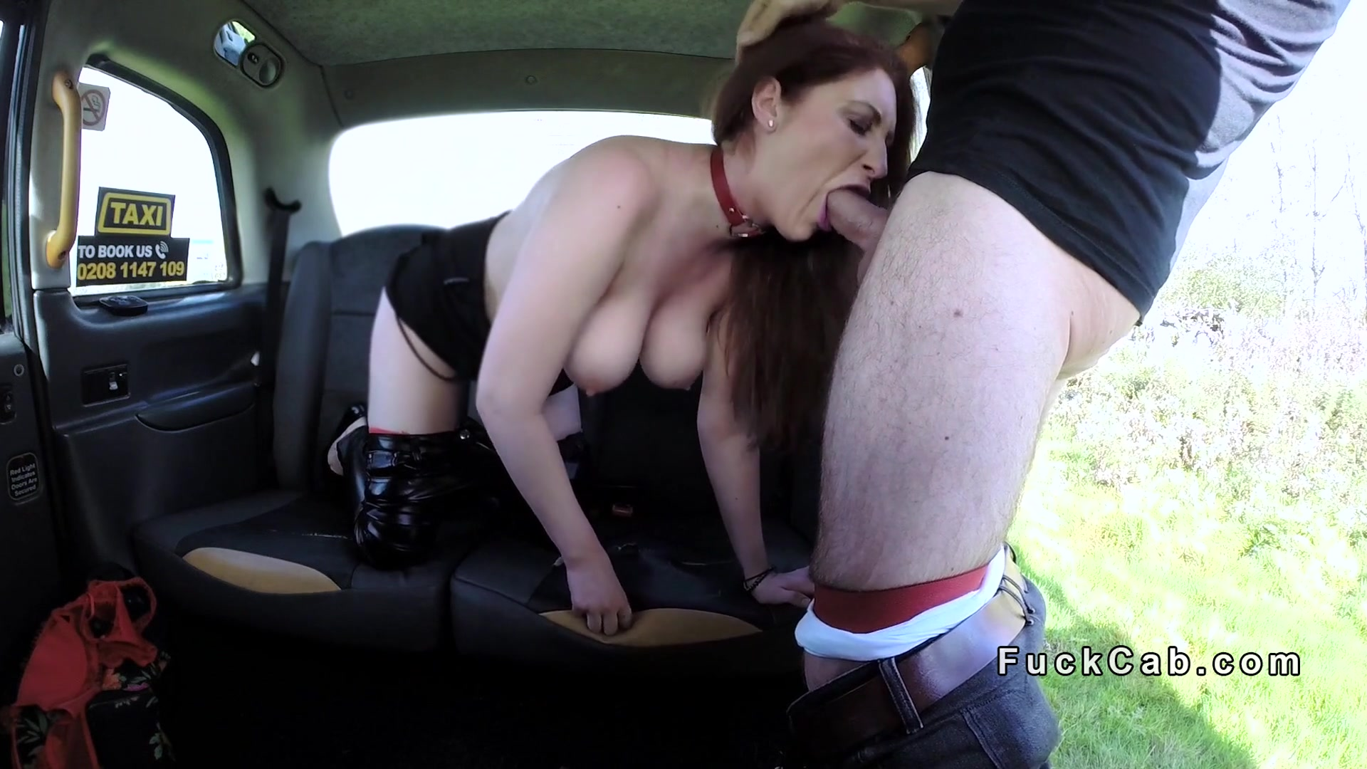 Busty spex student riding hard cock 9