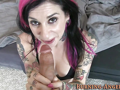 Joanna Angel anal fucked