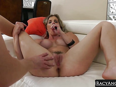 Anal Craving Huge Boobed Blonde MILFs Sellection 4 Cory Chase, Riley Jenner, Brooklyn Chase, Dee Williams, Mark Wood