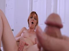 Marie McCray loves watching her stepson masturbate