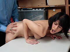 Penelope having her pussy fucked for freedom