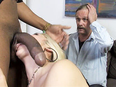 Sarah Vandella Takes BBC Balls Deep - Cuckold Sessions
