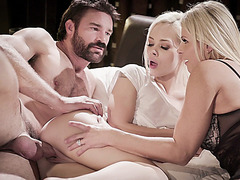 Elsa Jean molested by her religious foster parents India and Charles
