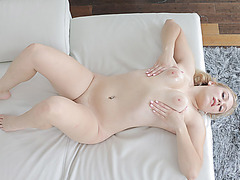 Daisy Lynne felling wet and wild for large dick