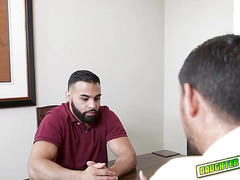 Sofie Reyes doggy fuck by besties daddy cock so deep
